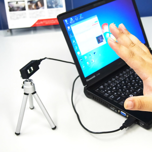 PCに触れずに操作できるインテリジェント赤外線カメラモジュール