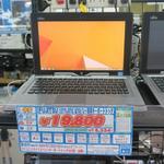 2万円切り! キーボードとペン付きのWindowsタブレット