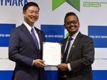 ドローンによるインフラ点検を手がけるJIW、マレーシアのエアロダインと提携