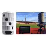 AIカメラを活用したスポーツ映像配信事業への実証実験が開始