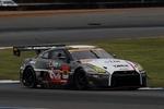 SUPER GT第4戦タイは最後の最後で10号車GAINAR GT-Rが大逆転優勝!