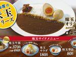 松屋「味玉オリジナルカレー」