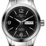 サビ・腐食に強い904Lステンレススティール採用の腕時計がボール ウォッチから