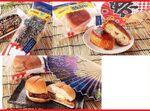 ローソン100「夏祭りパン」3種