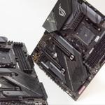 ASUSの鉄板X570マザー「ROG Strix X570-F Gaming」を実機でチェック