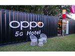 OPPO、コンテナ改装の「5Gホテル」をオーストラリアで開業