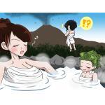 火山の本気は恐ろしい……。噴火についてのお話