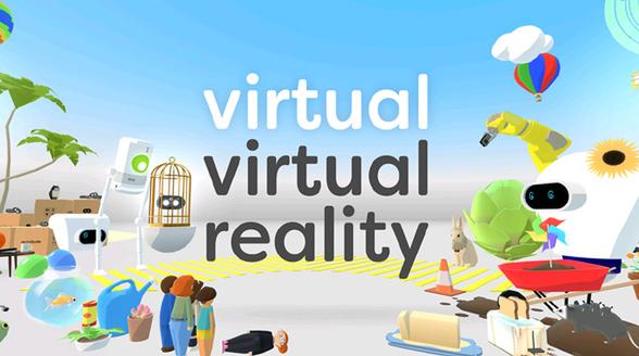 ASCII.jp:VRアドベンチャー「Virtual Virtual Reality」、VRの中でVR ...