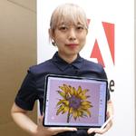 iPadで油彩&水彩「Adobe Fresco」混色も再現するペイントアプリが楽しい