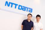 世界のベンチャーと日本市場をつなぐNTTデータのグローバルオープンイノベーションコンテストのバックアップ体制を探る
