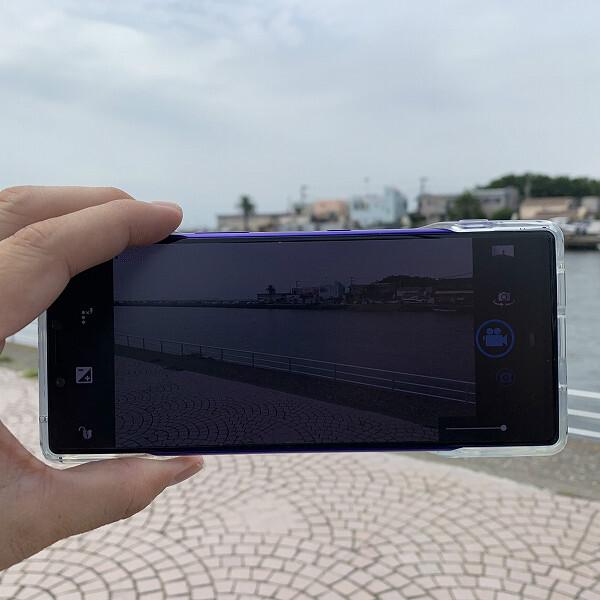 Xperia 1とXperia XZ3、Xperia XZ2 Premiumを動画撮影性能で比較!