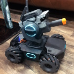 DJIの教育用ロボット「RoboMaster S1」にPythonでプログラミングする