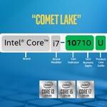 Intel、第10世代Coreに最大6コアで14nmのComet Lakeを追加