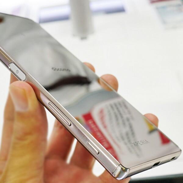 4K液晶の最強モデル「Xperia Z5 Premium」:Xperiaヒストリー