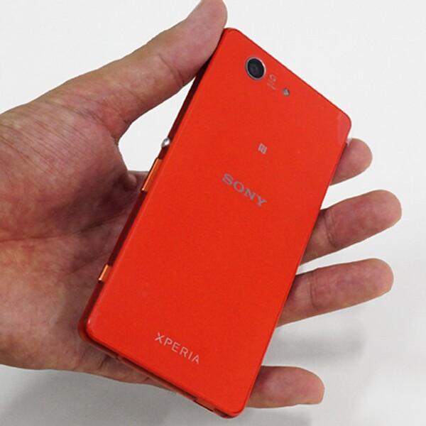 全部入りの最強コンパクト「Xperia Z3 Compact」:Xperiaヒストリー