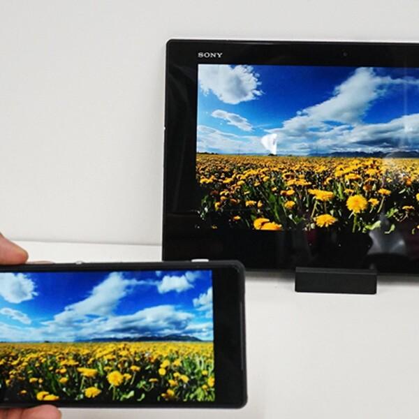 気負わず使える「Xperia Z2 Tablet」:Xperiaヒストリー