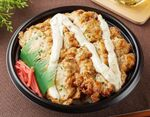 ファミマ ボリュームしっかり「タルタル鶏天丼」