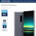 DxOMarkが、「Xperia 1」のカメラを評価