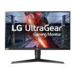 LG、IPSパネルで応答速度1msのゲーミングディスプレー「27GL83A-B」