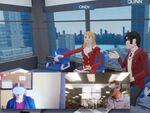 VRで英語学習コンテンツを提供