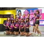 倉持由香プロデュース女子e-Sportsチーム「G-STAR Gaming」TGSでお披露目!