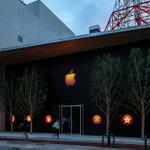 Apple 福岡、Apple 表参道がリニューアルオープン