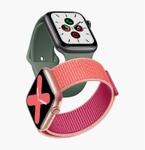 常時表示が可能でコンパス搭載の「Apple Watch Series 5」