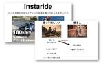 賞金50万円を受賞したグランプリ作品「Instaride」はどう企画されたのか?