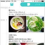 シンプルに管理できるダイエットサポートアプリ―注目のiPhoneアプリ3