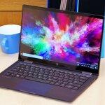 日本HPの法人向け2in1ノートPC「HP Elite Dragonfly」はWi-Fi 6対応で1kg切り
