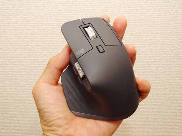ロジクールがハイエンドマウス「MX MASTER 3」発表、革新的なスクロールホイールを搭載