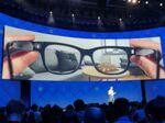 Facebook、ARグラス開発でレイバンやLuxxoticaと提携か