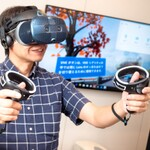 VIVE初、機能拡張も可能なVRヘッドセット「VIVE Cosmos」を試してきた