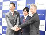 日本マイクロソフト新社長に就任した吉田仁志氏 「グローバルなマイクロソフトでも世界一に」
