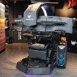 究極ゲーミングチェア「Predator Thronos」、約350万円で販売開始