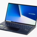GeForce MX250&Core i5が名コンビ、ZenBook 14の性能と使い勝手