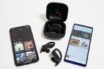 Xperia 1とiPhoneの2台持ちにPowerbeats Proは最適!