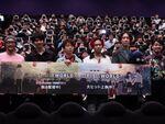 21回観た観客も『HELLO WORLD』上映会 伊藤智彦監督やOKAMOTO'Sが登場