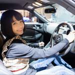 コスプレバイク女子・美環、未来の愛車をモーターショーで物色