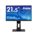 iiyamaより、多機能スタンドを装備する21.5型ディスプレー「ProLite XUB2292HS」