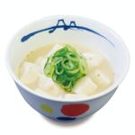 松屋、定食のライスを「湯豆腐」に変更可能へ