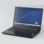 高いCPU性能にMX250で広がる使い道、税別9万円台高コスパ15.6型ノートPC