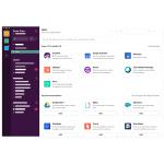 Slack、新しいUIや連携機能などアプリを活用しやすくする新機能を発表