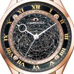 星空の動きを腕元で再現した「カンパノラ」コスモサイン、数量限定モデルなど新作が登場