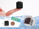 防水ケース付き!防犯カメラやアクションカメラとして使えるサイコロカメラ