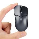 小さくても握りやすい超小型ワイヤレスマウス、サンワサプライから