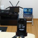 iPhone 11で最大900Mbps超えを叩き出すWi-Fi 6対応無線LANルーター「WXR-5950AX12」実機レビュー