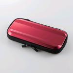Nintendo Switch Liteの携帯に便利な「ZEROSHOCK」ポーチとボディバッグ、エレコムから