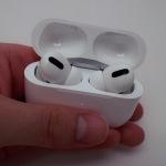 アップル「AirPods Pro」が到着!装着感がすごい!