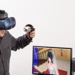 VRで見る嫁に大興奮!RTX 2070搭載PC&VIVE Cosmosの高解像度VR体験がヤバイ